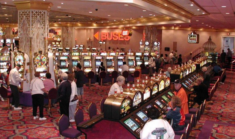 Detroit Casinos' October Revenue Drop Slightly