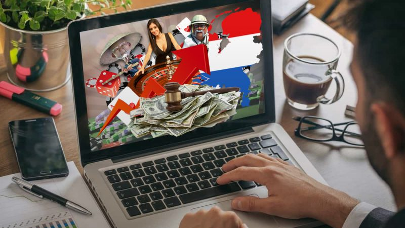 Dutch Government Delays Launch Of Online Gambling Market