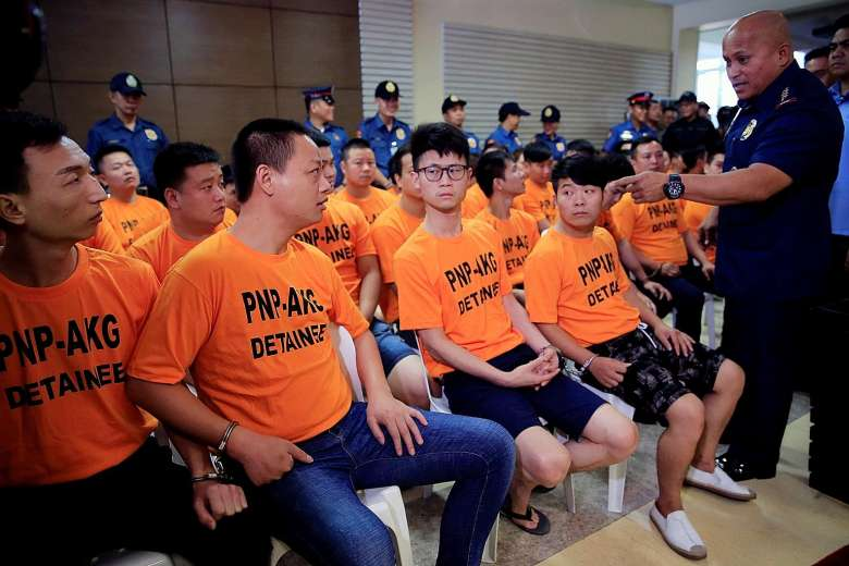 Philippines' Anti-Kidnapping Group (AKG) Arrests 8