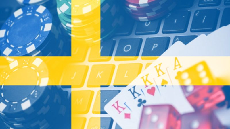 Sweden: Online Gaming Revenue Jumps, More Gamblers Sign For Self Exclusion