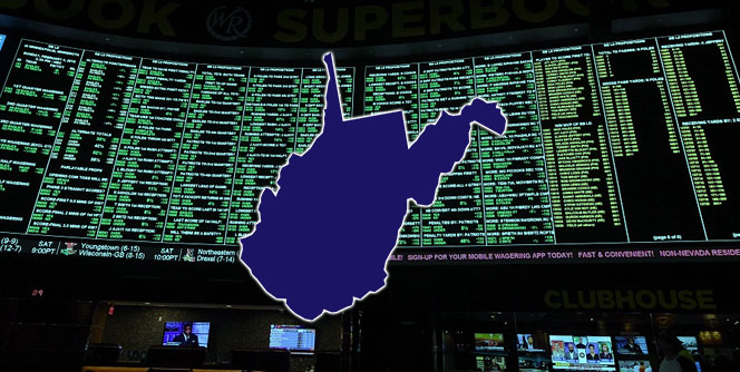 West Virginia Sports Betting Revenue Jumps Again In October