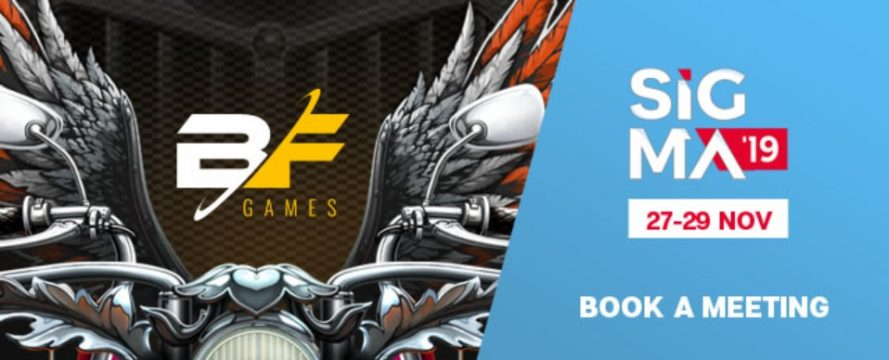 Meet BF Games At SiGMA 2019