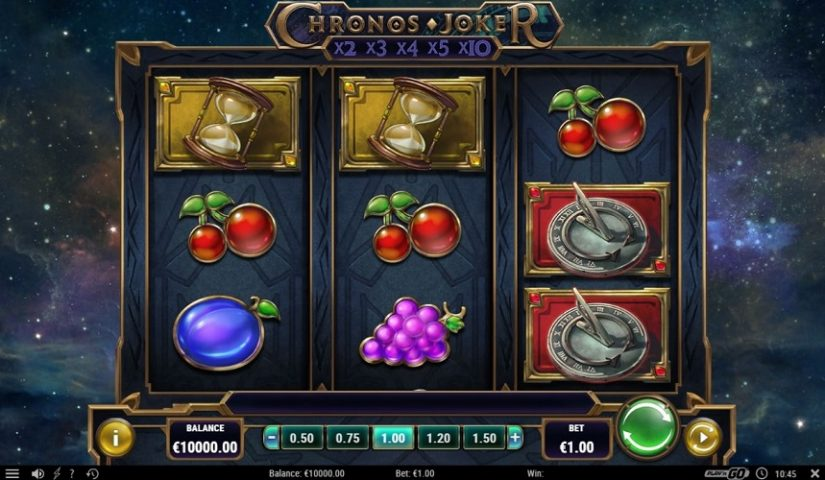 New Slot Release By Play'n GO: Chronos Joker