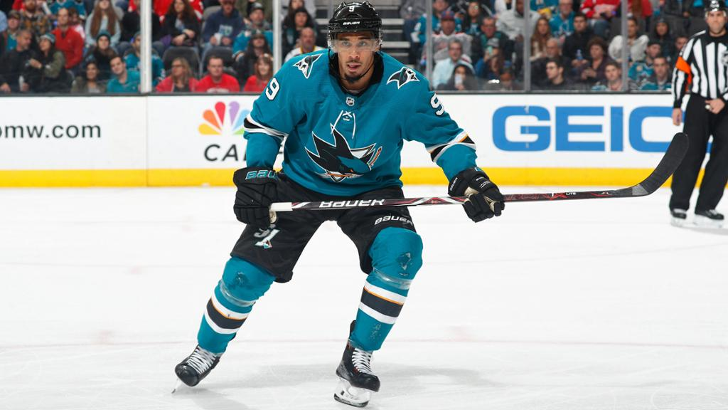 The Cosmopolitan Sues Sharks Forward Evander Kane For 500K