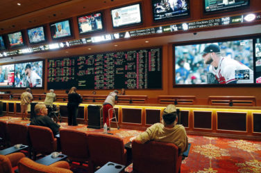 Nevada Posts Record Sports Betting Handle In November