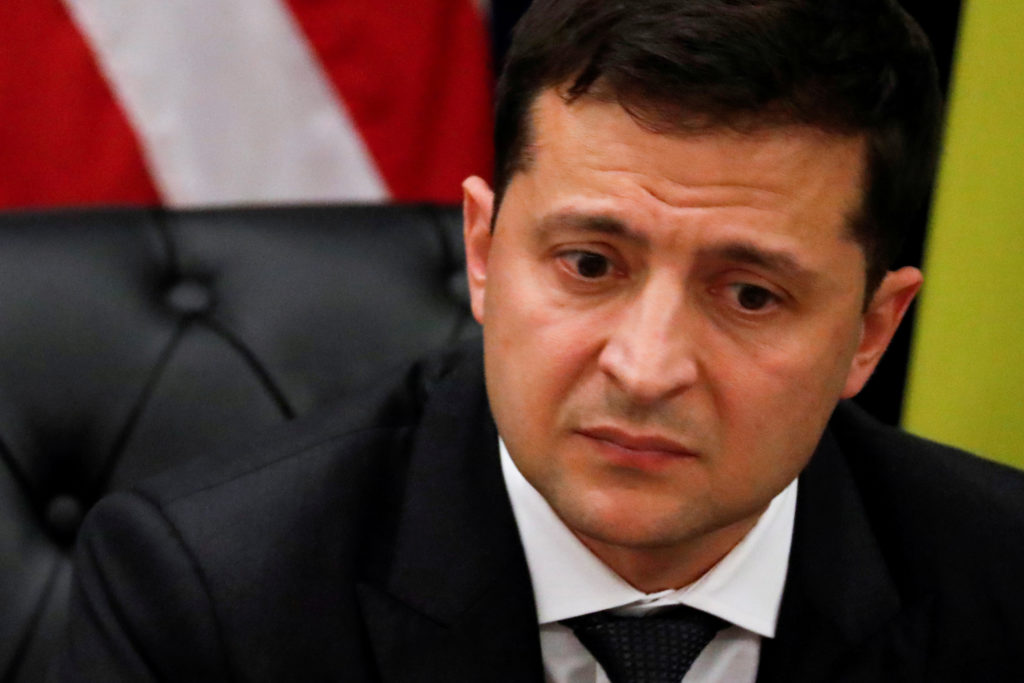 Proposed Gambling Reforms Did Not Resonate Well With Ukrainians, President Zelensky's Ratings Slip Over 20 Percentage Points In Just Two Months