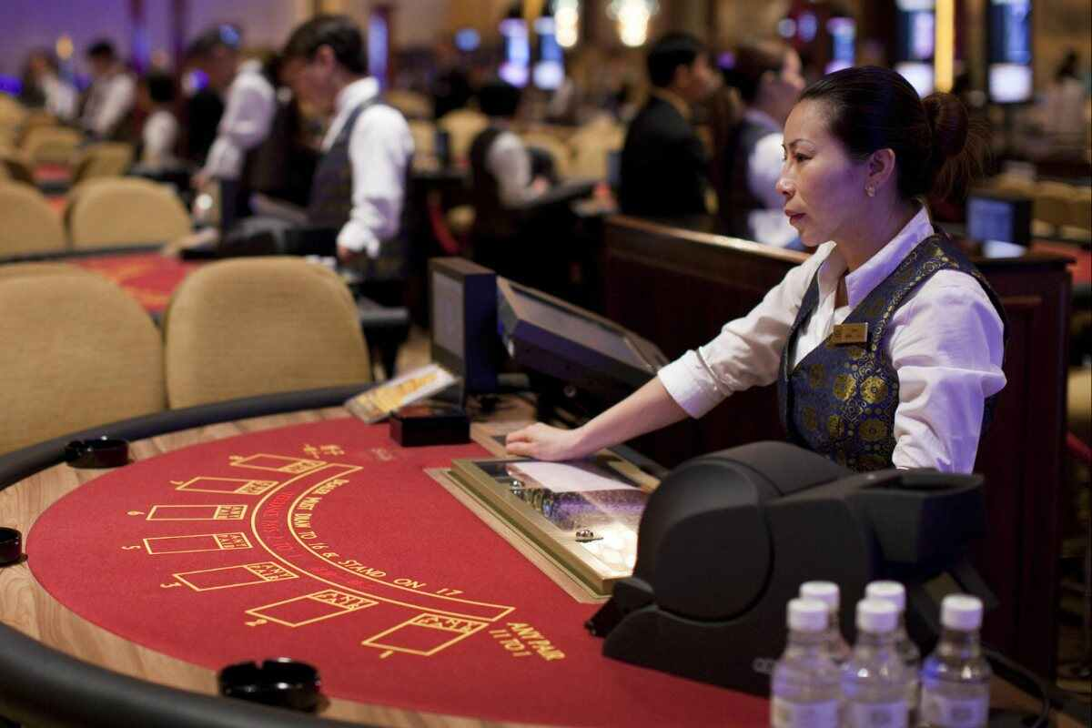 Macau: New Regulation Restricting Off-Duty Employees From Entering Casinos Comes Into Effect From Today