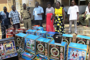 Kenya: Five Chinese Nationals Arrested, 169 Gambling Machines Seized In Illegal Gambling Bust