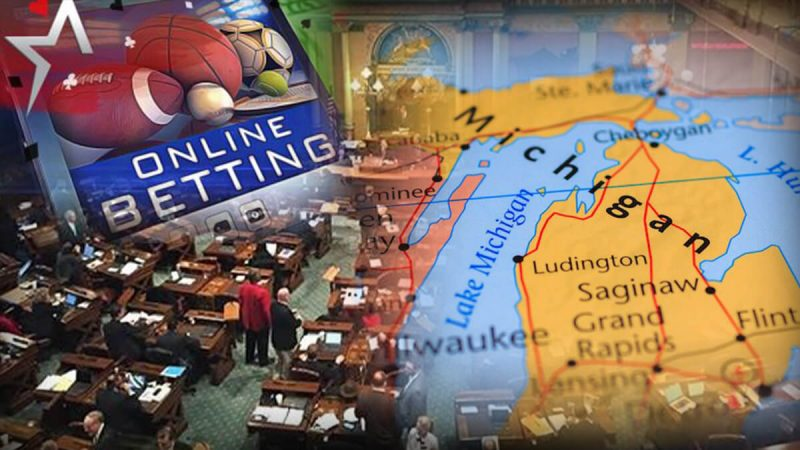 Michigan Senate Approves Online Gambling And Sports Betting Legislation