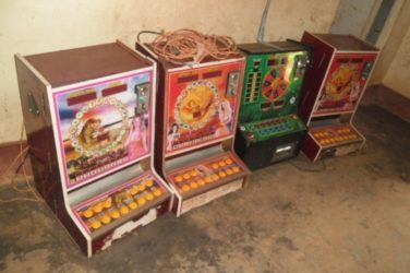 Kenya: DCI Strict On Import Of 169 Illegal Gambling Machines