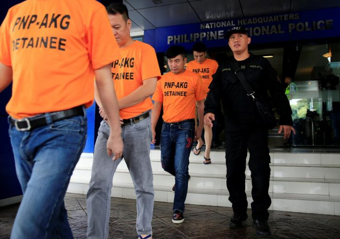 Number Of Casino-Related Kidnappings Increase In 2019: Philippine National Police