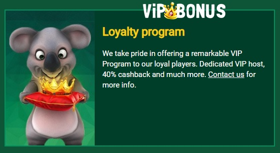Fair GO Casino VIP Program