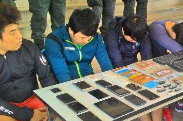 Illegal Online Gambling Website Appearing To Be A Sands China Affiliate Busted