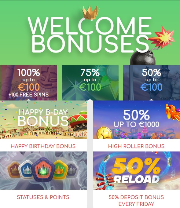 Loki Casino Bonuses And Promotions