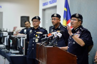 Malaysia: Hundreds Charged For Violation Of Immigration Laws Over Involvement In Illegal Online Gambling Activities