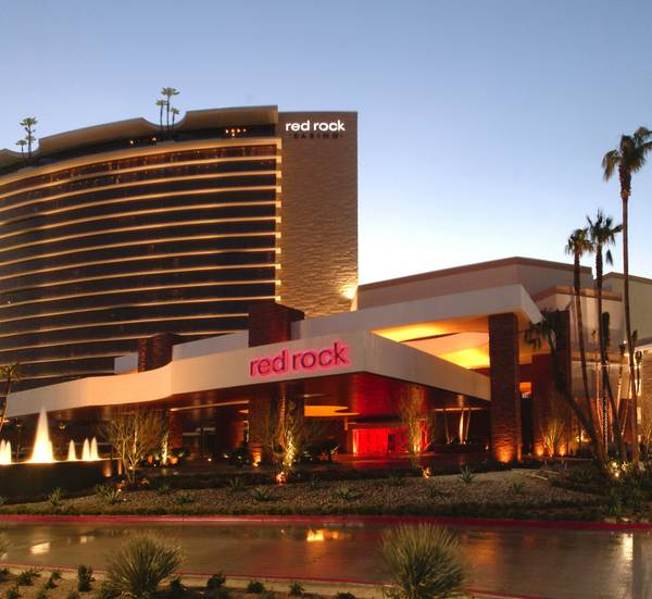 Workers At Red Rock Casino Reject Unionization