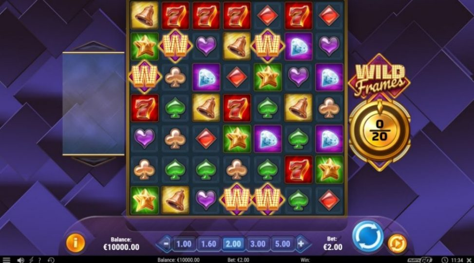 New Slot Release By Play'n GO: Wild Frames