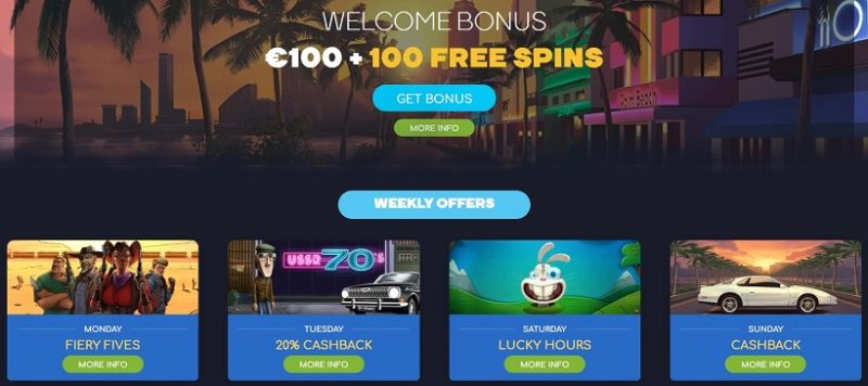 Wild Tornado Casino Bonuses And Promotions