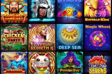 Enjoy New Casino Games This Week At Cleopatra Online Casino