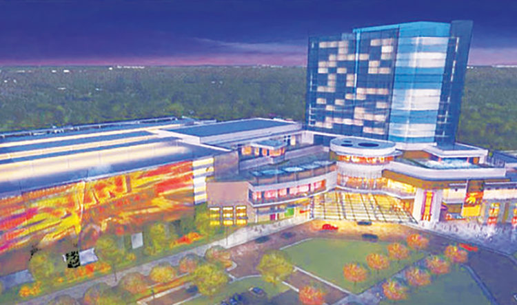 Hard Rock And Spectacle Entertainment Start Construction On Indiana Casino