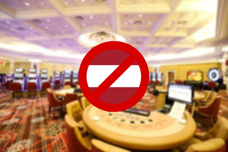 Gamblers In Latvia Can Now Sign Up For Gambling Self-Exclusion Register