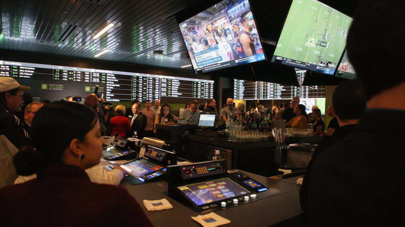 Did California Just Take A Baby Step Towards Regulating Sports Gambling?