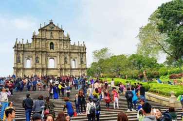 Macau Reports Increased Visitor Count In 2019