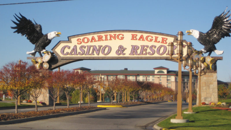 "No Rushing To Soaring Eagle Casino, The Sale Has Been Canceled Following ""Overwhelming"" Turn Out"