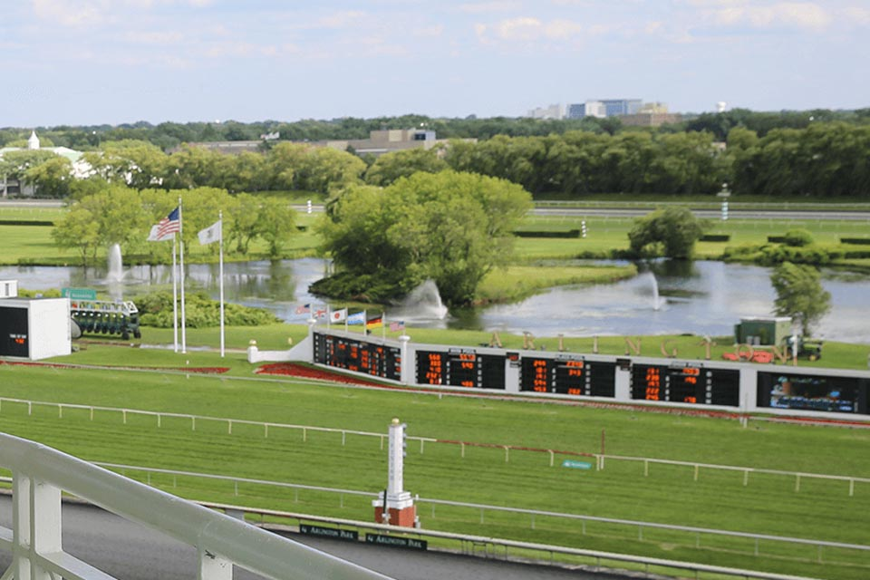 Buyers Interested In Arlington International Racecourse