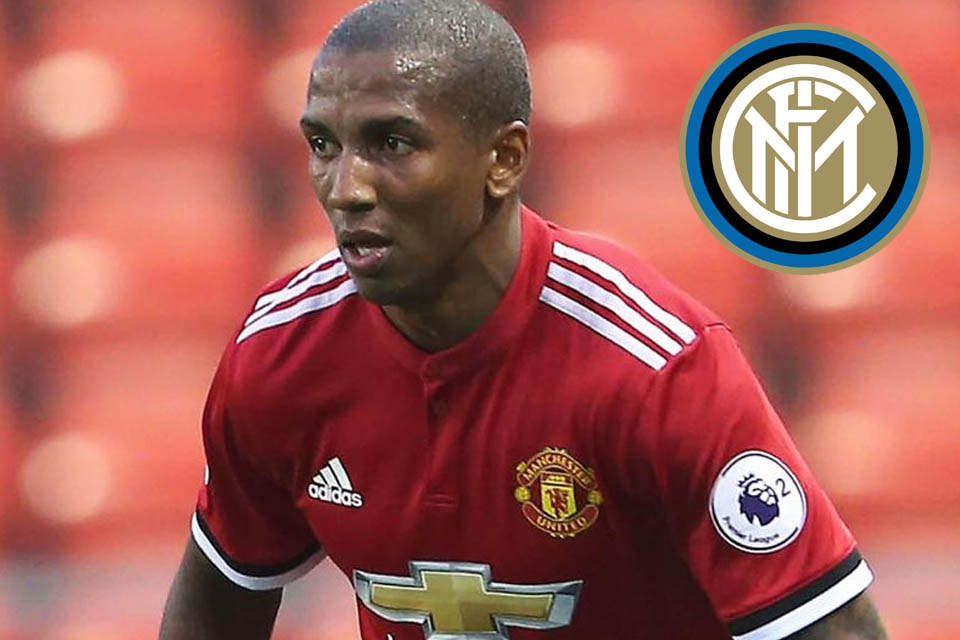 Manchester United Block Ashley Young Move To Inter Milan