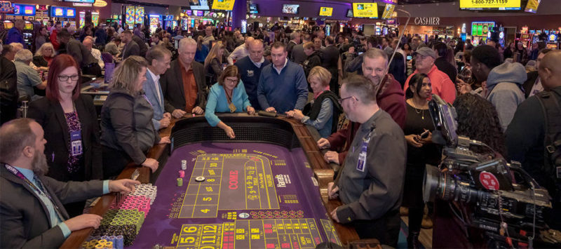 Live Dealer Table Games Launched At Harrah's Hoosier Park Racing And Casino