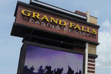 Grand Falls Casino To Launch Sports Betting This Week