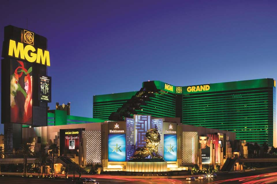 Blackstone Group Agrees Las Vegas Properties Partnership