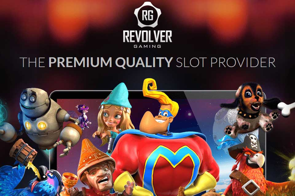 Revolver Gaming Strikes Deal With iGaming Platform