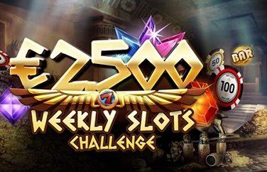 10000 EURO Weekly Slots Challenge At Cleopatra Online Casino
