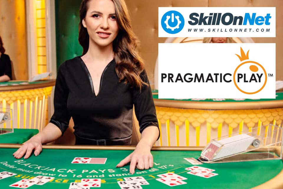 SkillOnNet To Provide Pragmatic Play's Live Casino In The UK