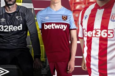 UK Could Follow Italy And Ban Gambling Adverts On Football Shirts