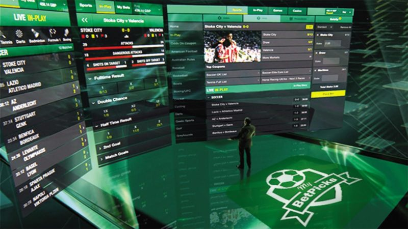 Churchill Downs Confirms Launch Of Online BetAmerica Sportsbook In Indiana