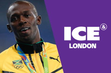 Details Of Usain Bolt's ICE London Speech Announced
