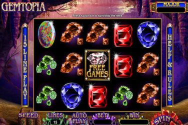 40 Free Spins On Gemtopia Slot From CasinoMax