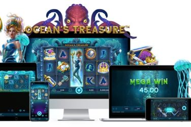 New Slot Release By NetEnt: Ocean's Treasure™