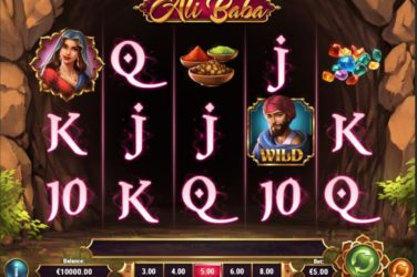 New Slot Release By Play'n GO: Fortunes Of Ali Baba