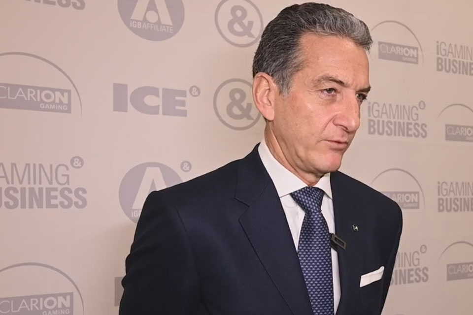 Austrian Gambling Firm Chief Executive Officer Talks Achievements At Ice London 2020