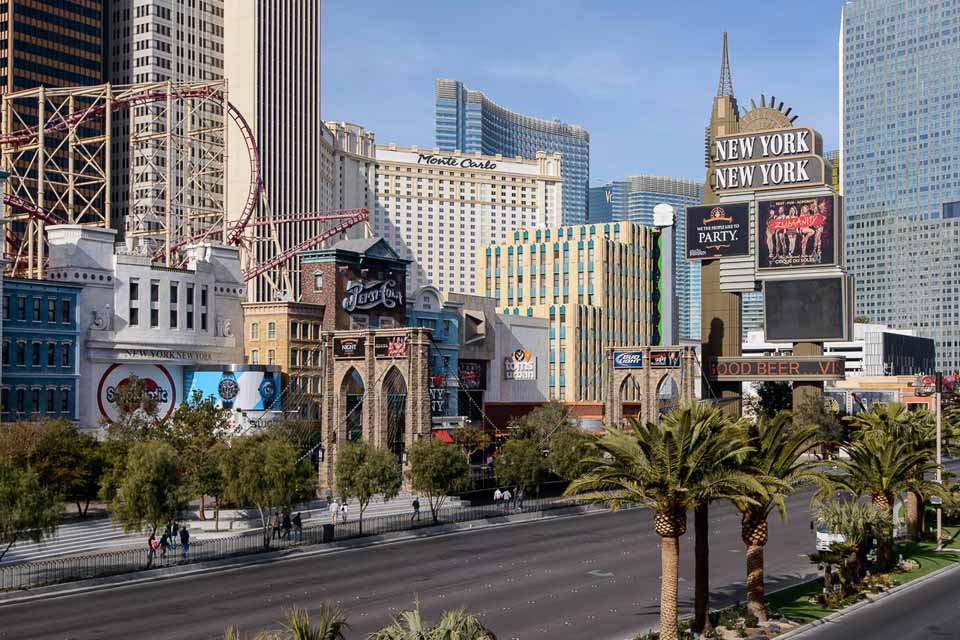 Californian Real Estate Duo Acquire Over Five Acres Of Land In Las Vegas