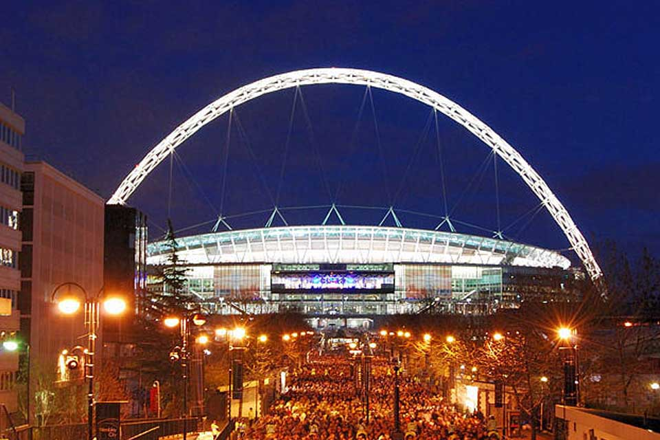 English FA Refused Charity Filming At Wembley Stadium