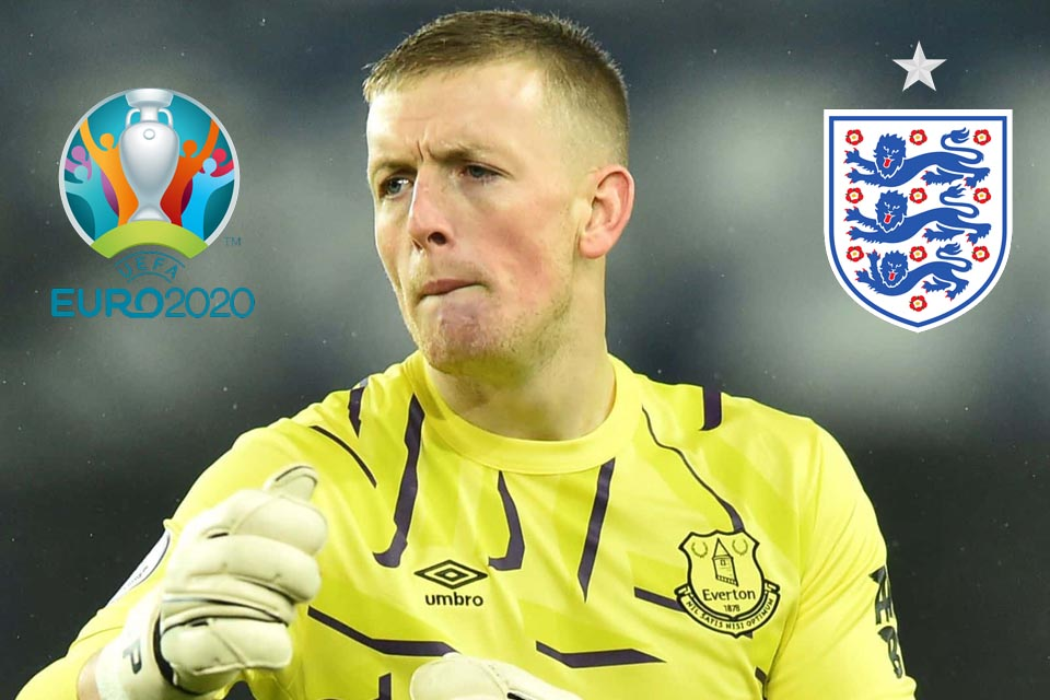 Jordan Pickford Betting Odds Slashed Ahead Of Euro 2020