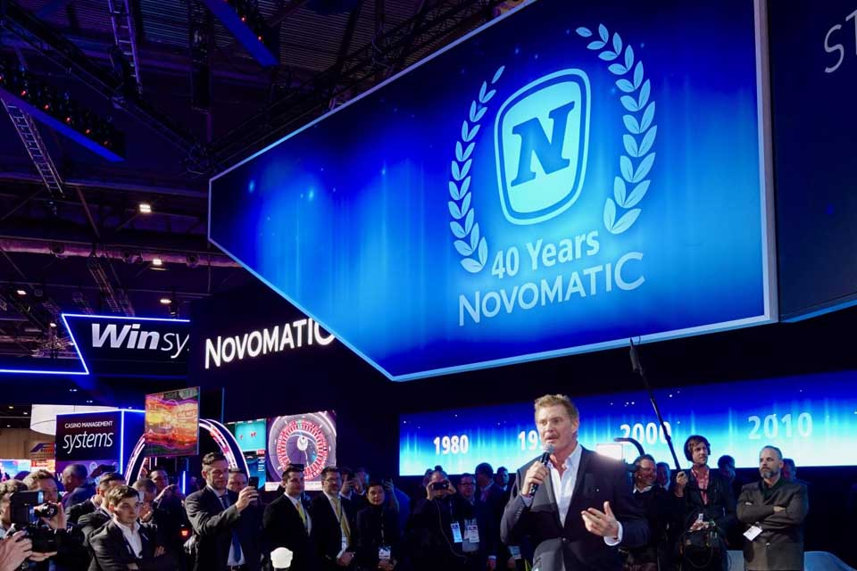 Novomatic's Annual Revenue Expected To Top $5bn+