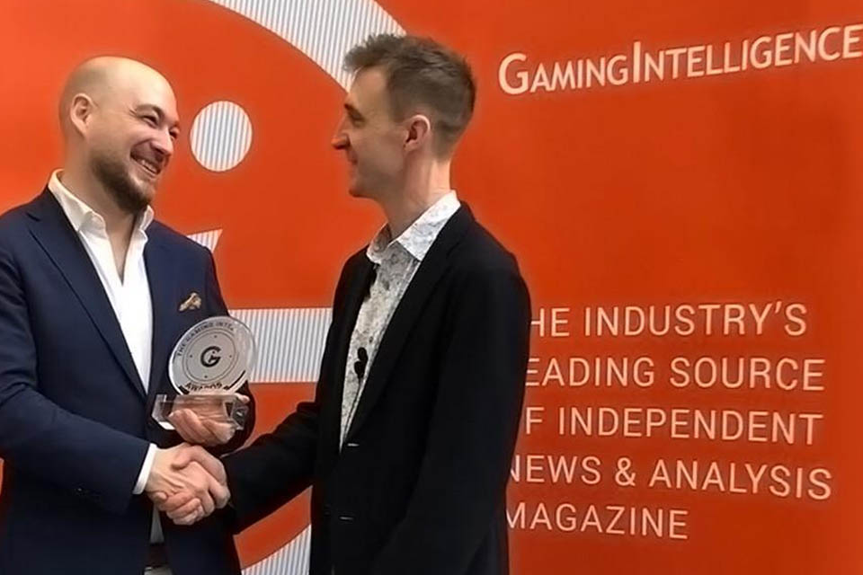 Relax Gaming Awarded Gaming Intelligence Award
