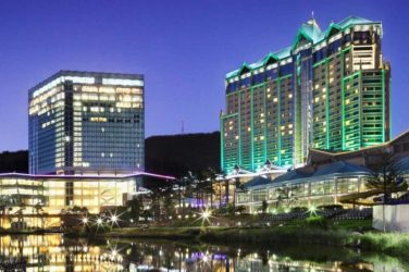 South Korean Casino Profits Up Almost Fifteen Percent