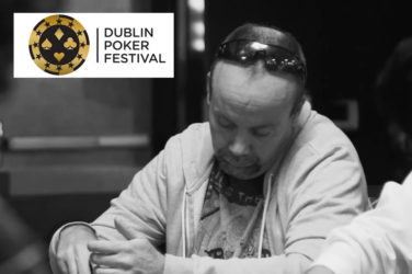 The Monk Wins 1st Prize At Dublin Poker Festival